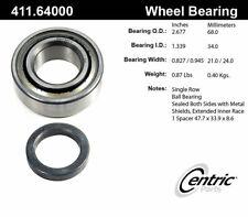 Axle Shaft Bearing Kit-C-TEK Standard Bearings Rear Centric 411.64000E