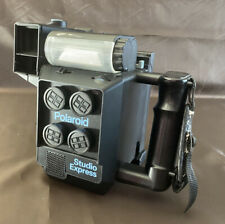 Polaroid Sofortbild Profi Studio Express Passbild Kamera #245