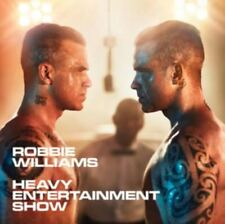 ROBBIE WILLIAMS Heavy Entertainment Show 2LP Vinyl NEW