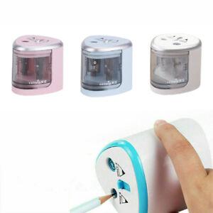 Elektrischer Anspitzer, automatischer Bleistiftspitzer elektrisch für Kinder
