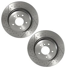 Front Rear Disc Rotors Ceramic Pads Sensor Brembo Brake Kit For BMW E82 E88 135i