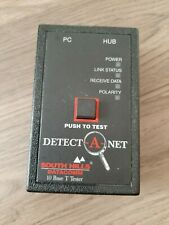 Detect-A-Net 10 Base T Cable Tester