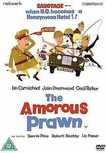 Amorous Prawn DVD 1962 Ian Carmichael, Cecil Parker, Dennis Price