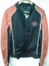 Harley-Davidson Mens  Mesh Functional Riding Jacket size XL