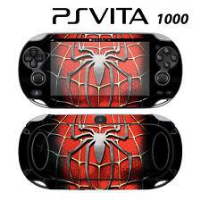 Vinyl Decal Skin Sticker for Sony PS Vita PSV 1000 Spiderman 1