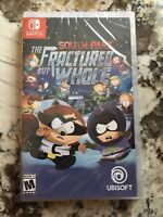 South Park The Fractured But Whole Nintendo Switch Brand New Factory Sealed