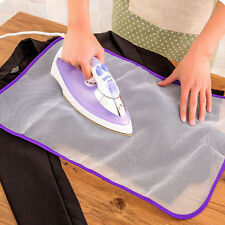 2X Ironing Mesh Protective NET CLOTH Protect Iron Delicate Garments Clothes