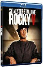 "BLU RAY ""ROCKY V  ""-Sylvester Stallone     NEUF sous blister"