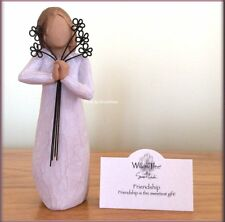 FRIENDSHIP FIGURINE FROM WILLOW TREE® ANGELS FREE U.S. SHIPPING