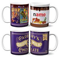 Vintage Dairy Milk Mug Hot Chocolate Coffee Cup Vintage Retro Personalised Gift