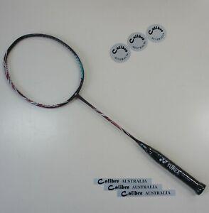 YONEX ASTROX 100ZZ Badminton Racquet AX100ZZ 4UG5 Kurenai (Red) Choice of String