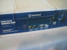 "ATTWOOD Kayak Canoe Dolly Carrier Cart 10"" Tires Lightweight FREE SHIPPING"