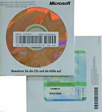 Office PRO 2007 Vollversion | CD DVD | Access+Outlook+PowerPoint+Word+Excel+ DE