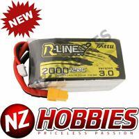 Tattu R-Line 2000mAh 14.8V 120C 4S1P Lipo Battery Pack w/ XT60 Plug Ver 3.0