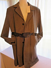Rochambeau NYC Storm Surge Coat Wool Cashmere Blend sz M New! w/tags fast ship!