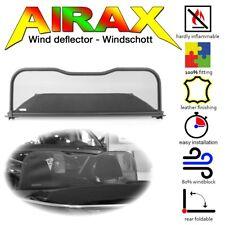 AIRAX Windschott für VW Golf VI ab Bj. 2010 - mit Schnellverschluss