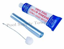 Vinyl Liner Pool Patch Repair Kit Underwater - Above Ground Pool Repair