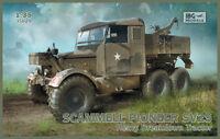 1/35 IBG 35029 Scammell Pioneer SV2S Heavy breakdown tractor
