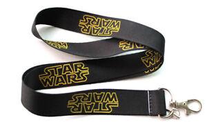 Star Wars Logo Lanyard