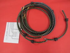 1942 Ford original type spark plug wire set for crab type distributor 21A-12259