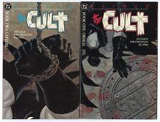 Batman: The Cult #1 - 4  Complete Set  avg. NM/MT 9.8  DC  1988  No Reserve