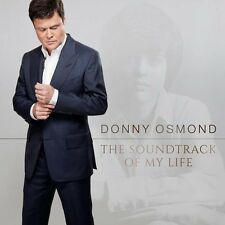 Donny Osmond - The Soundtrack Of My Life (Deluxe Edition)    CD Neu OVP