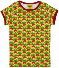 NEW - DUNS Sweden MAMA -yellow Radish t-shirt - size small (36)