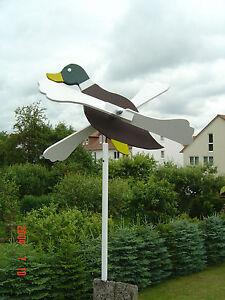 Belywind Windspiel Ente Möve Papagei Biene Bananenrepublik Deutschland Seeadler