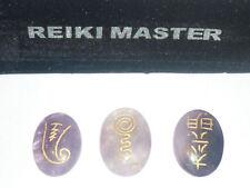 SET RUNE MASTER REIKI AMETISTA aura meditazione EBOOK guarigione chakra karuna
