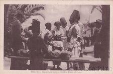 * TORINO - Esposizione 1928 - Vendita Frutti di Cocco 1929