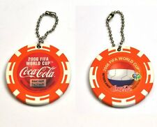 Coca-Cola catena chiave dal Giappone Key Chain FIFA WORLD CUP 2006 Netherlands