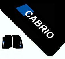 Fußmatten Auto Autoteppich passend für BMW Z4 E85 2003-2008 Vorne CACZA0201