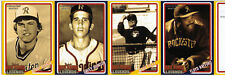 Rochester Red Wings LEGENDS series 3 III strip cards