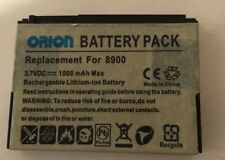 Blackberry battery 8900 , 3.7 VDC HIGH Capacity 1000 MAH