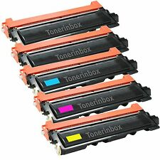 *5pk TN210 TN-210 Toner For Brother MFC-9010CN MFC-9120CN MFC-9125CN MFC-9320CW