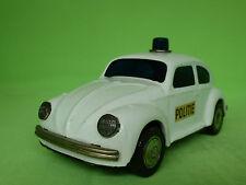 MADE IN JAPAN  VW VOLKSWAGEN  BEETLE  -  POLITIE  - BLECH  TINPLATE ?  TAIYO ?