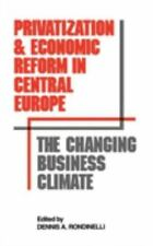 Privatization and Economic Reform in Central Europe: The Changing Business Clima