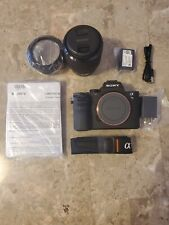 Sony Alpha a7II Mirrorless Camera with FE 28-70mm f/3.5-5.6 OSS Lens #ILCE7M2K/B