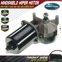 One New Febi Bilstein Windshield Wiper Motor Front 17092 1C0955119