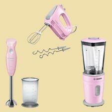 Bosch Set gentle pink Hand-/Stab- u. Standmixer - MFQ2210K + MSM2410K + MMBM4G6K