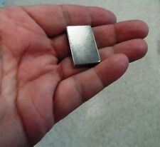 "New Extreme Power Neodymium Rare Earth Magnets N52 Grade 1.25"" x  3/4"" x 1/4"""