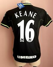 Manchester United shirt 1998 - 1999 Third football #16 Keane
