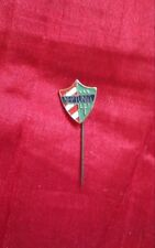 1960s VV NEPTUNIA DELFZIJL FOOTBALL CLUB HOLLAND ENAMEL LAPEL PIN BADGE VGC