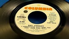 RAY CONNIFF - I Understand Just How You Feel (Auld Lang Syne) - NEAR MINT PROMO