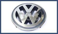 Genuine Volkswagen VW Front Grille Emblem Chrome OEM 3C0853600AMQH