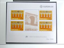 TIMBRES DU PORTUGAL: 1984 YVERT BLOC FEUILLET N° 44** NEUF SANS CHARNIERE - TBE