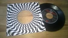 """7"""" Giappone Pop-Adolescent sesso/sometimes I Feel So Low (2) canzone Hansa Disc only"""
