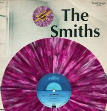 "THE SMITHS -William- Very Rare German Intercord Splatter Vinyl 12"" (Record)"