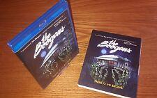 THE BOOGENS Bluray Olive Films US import region free rare slipcover(no UK vrsn)