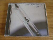 CD Album: Tangerine Dream : DM V (Dream Mixes 5) : Sealed
